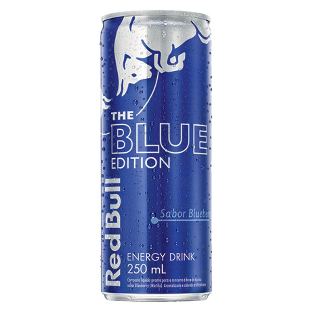 Energético Sabor Blueberry