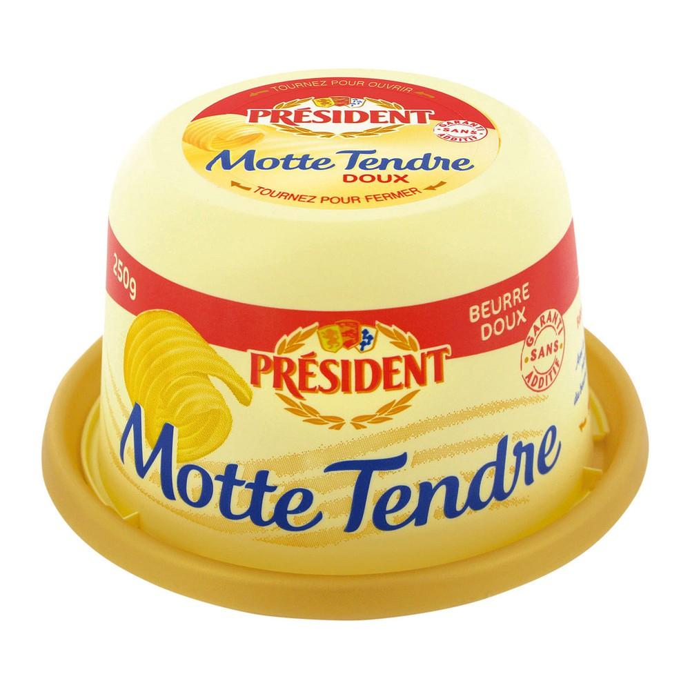 Manteiga sem sal Motte tendre