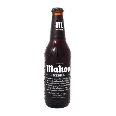 Cerveza negra tipo munich
