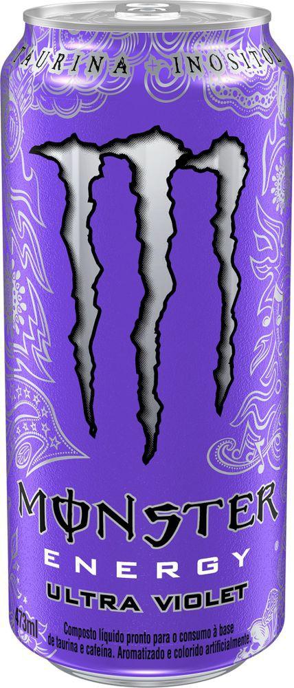 Energético ultra violet