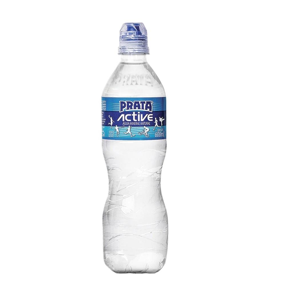 Água mineral sem gás Active