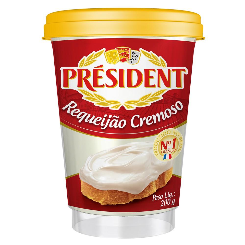 Requeijão cremoso Président