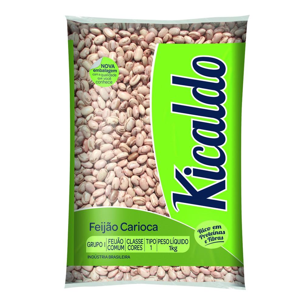 Feijao Carioca Tipo 1 Kicaldo 1Kg