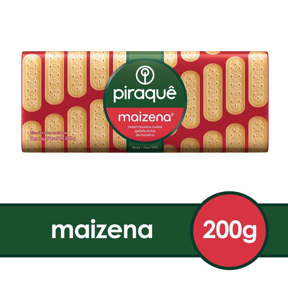 Biscoito de maizena 200g
