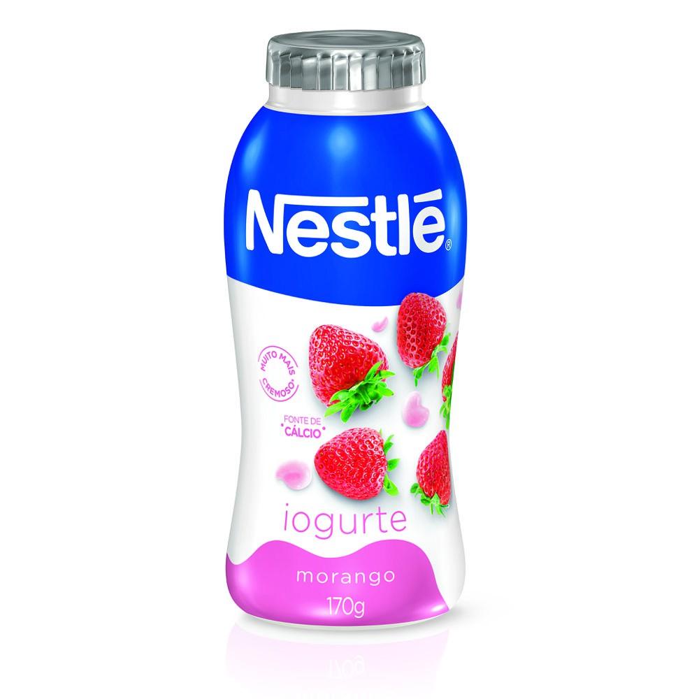 Iogurte morango