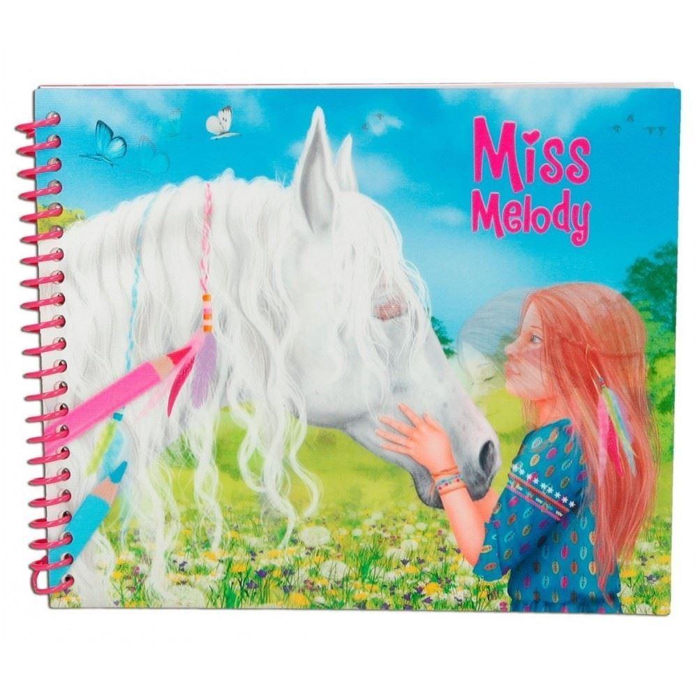 Viste tu caballo de miss melody 15 x 18 x 1,5 cm