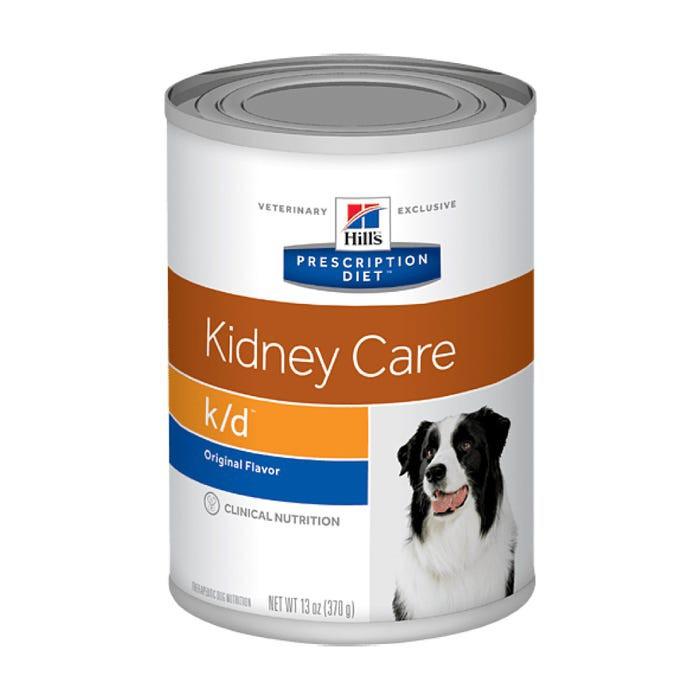K/d kidney care dog