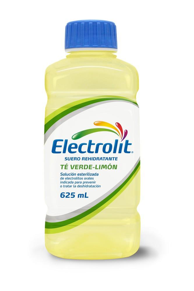 Suero rehidratante sabor té verde limón