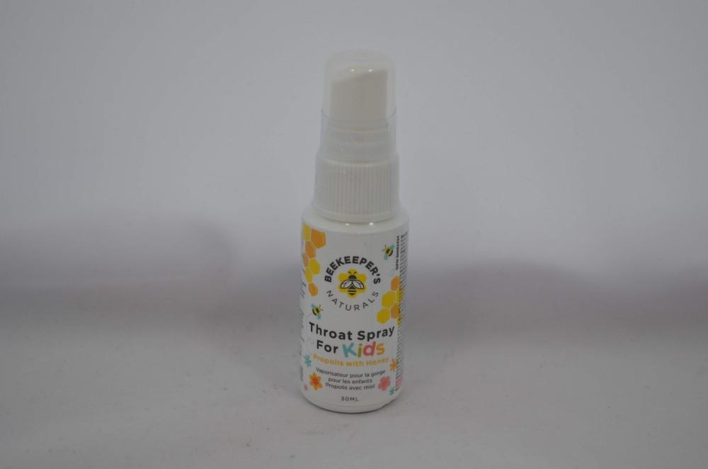 Propolis throat spray for kids 30ml