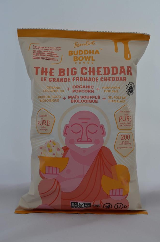 The big cheddar 140g