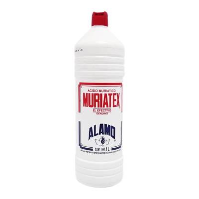 Alamo · Ácido muriático