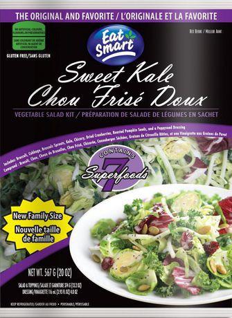 Sweet Kale Salad 567gr