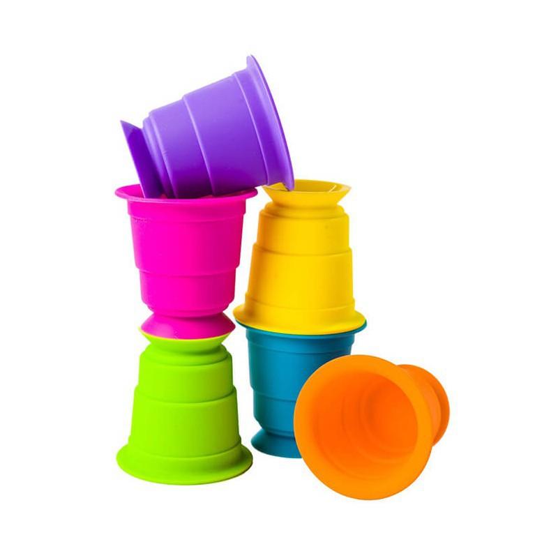 Suction kupz - tazas de silicona para niños