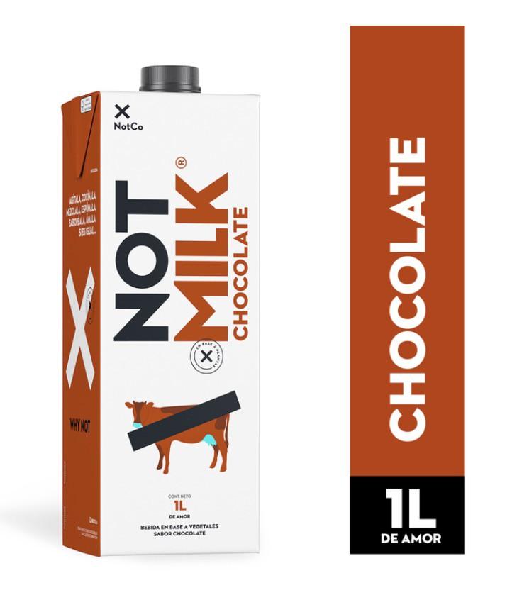 Not milk sabor chocolate
