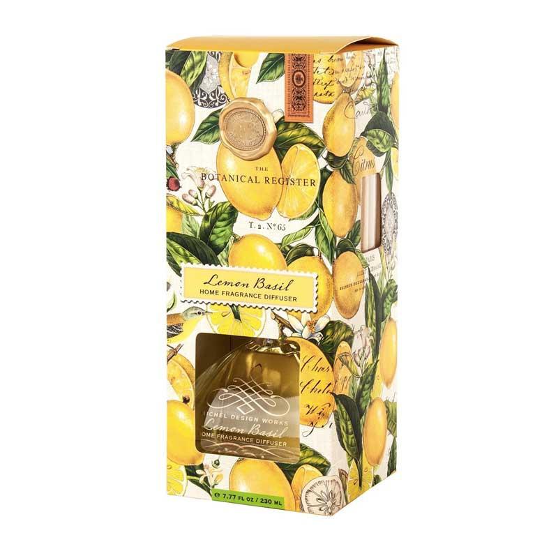 Difusor lemon basil 230ml