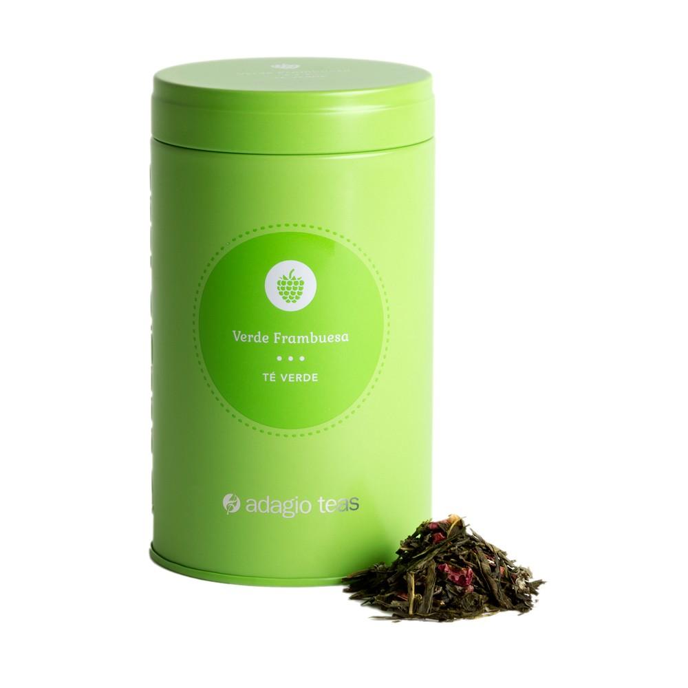 Té verde y frambuesa 70 g