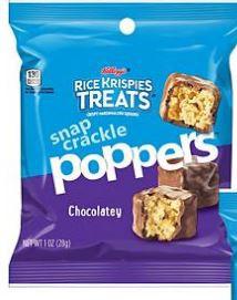 Poppers de chocolate