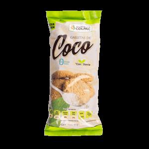 Galleta vegana de coco