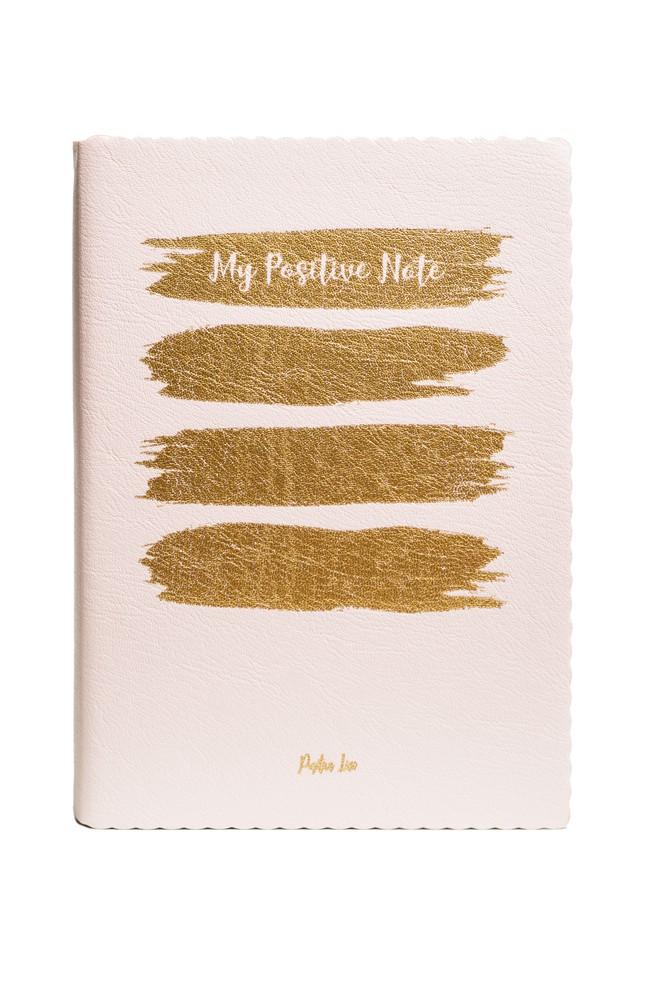 """Notebook """"my positive note"""" (líneas) 400 gr"""