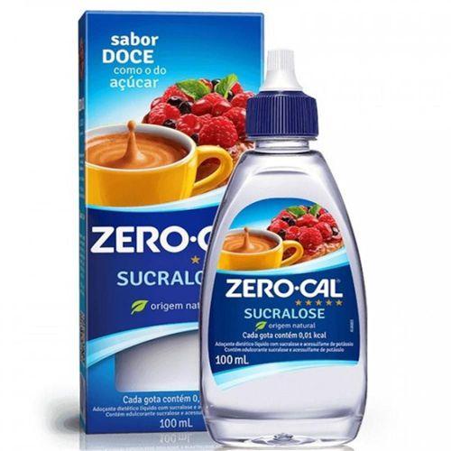 Adoçante líquido sucralose