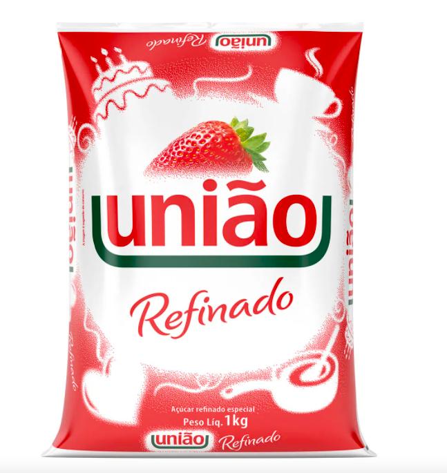 Açúcar refinado 1kg