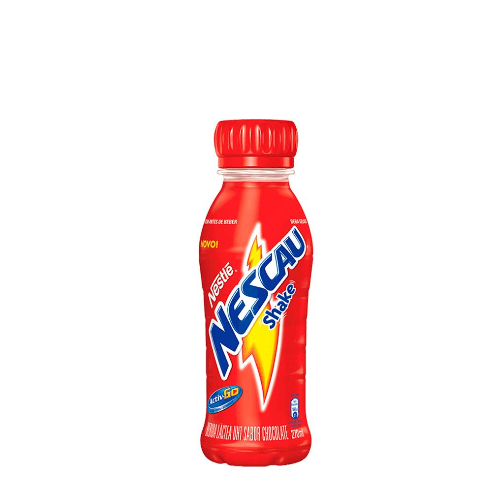 Bebida láctea Nescau fast