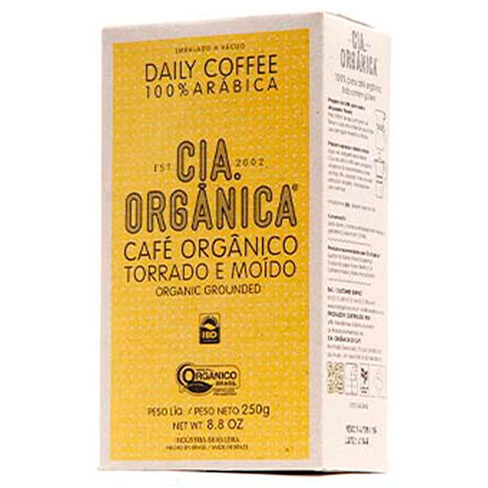 Café Orgânico a Vácuo