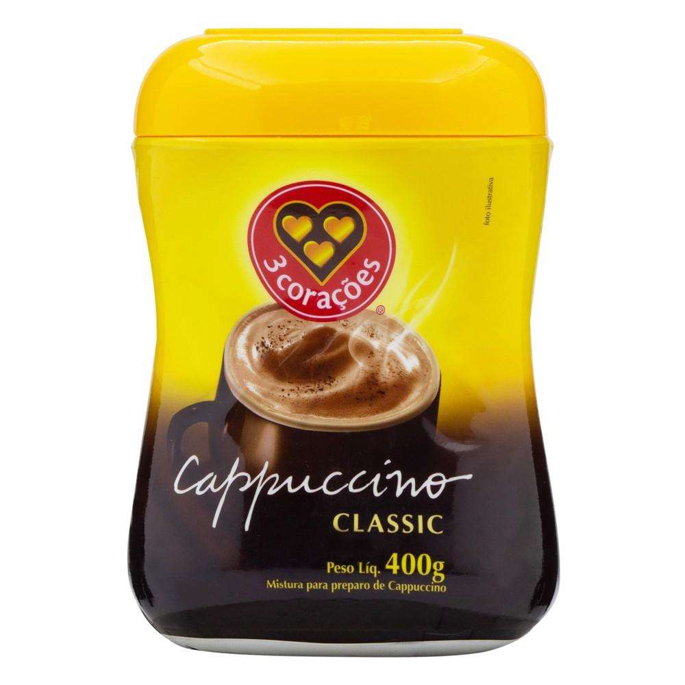 Mistura para preparo de Cappuccino classic