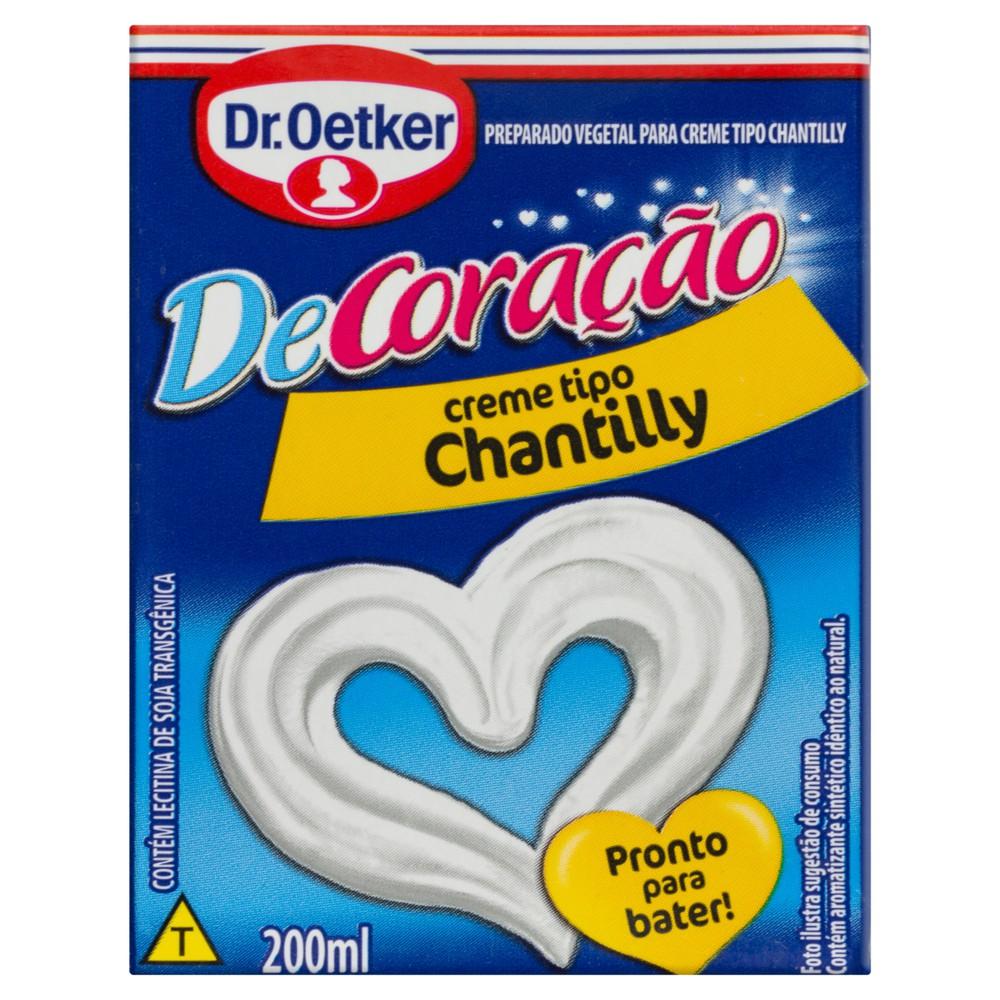 Chantilly Decor