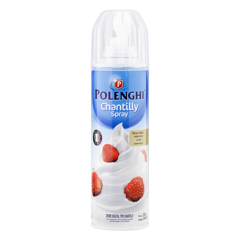 Chantilly spray
