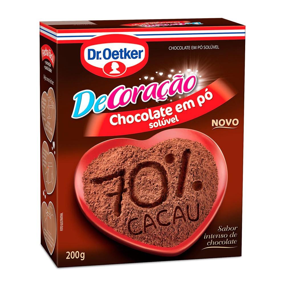 Chocolate em Pó Cacau
