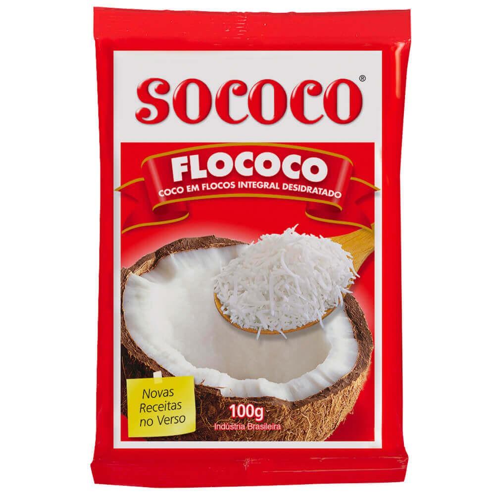 Coco ralado flococo