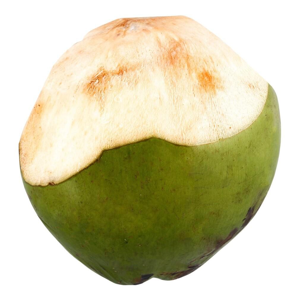 Coco Verde Cortado
