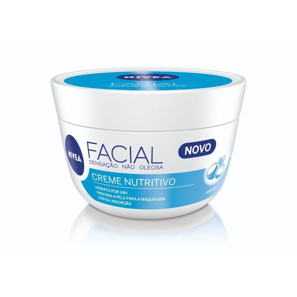 Creme facial nutritivo 100g