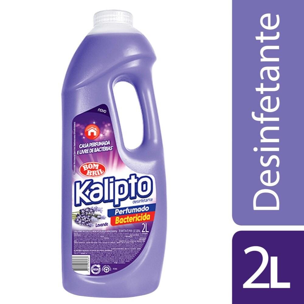 Desinfetante lavanda Kalipto