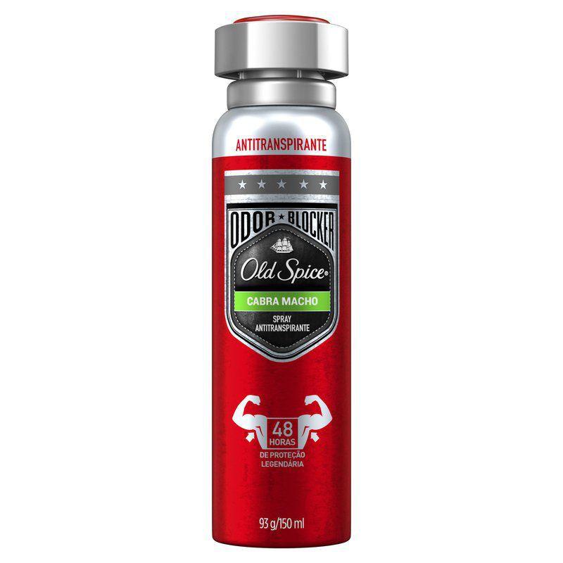 Desodorante aerosol cabra macho 150ml