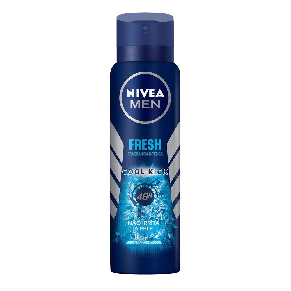 Desodorante antitranspirante aerosol cool kick