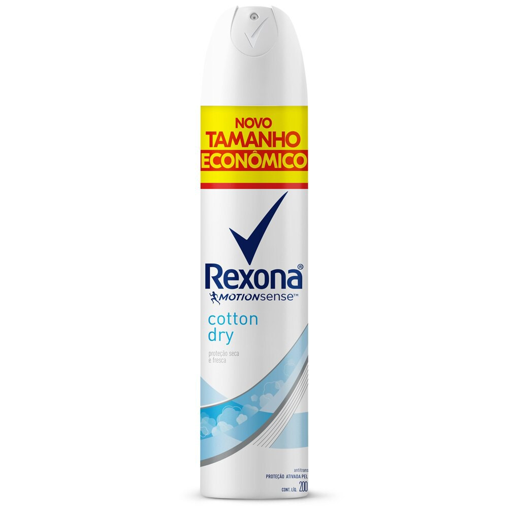 Desodorante aerosol cotton dry