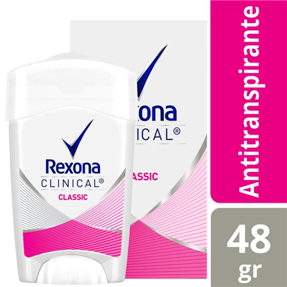 Desodorante creme feminino Clinical 48g