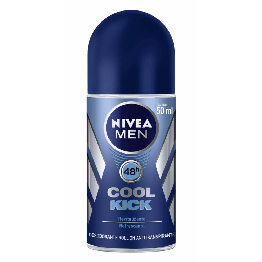 Desodorante roll on men Cool Kick