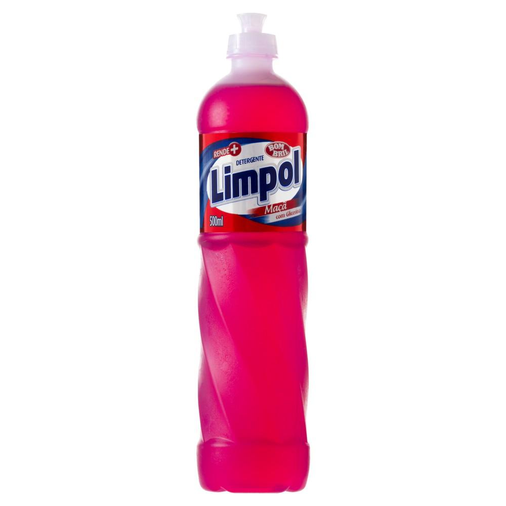 Detergente líquido maçã Limpol
