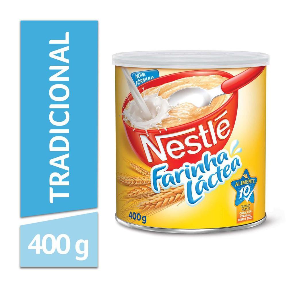 Farinha láctea tradicional