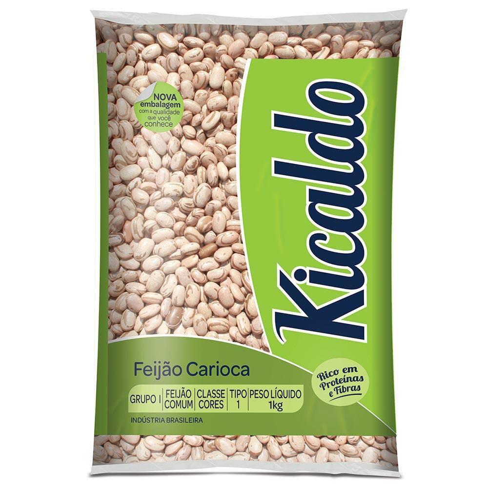 Feijão carioca tipo 1 1kg