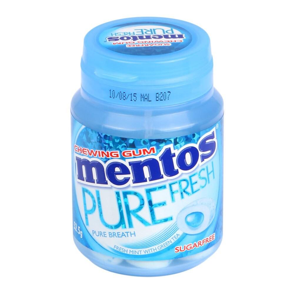 Goma de mascar pure fresh mint