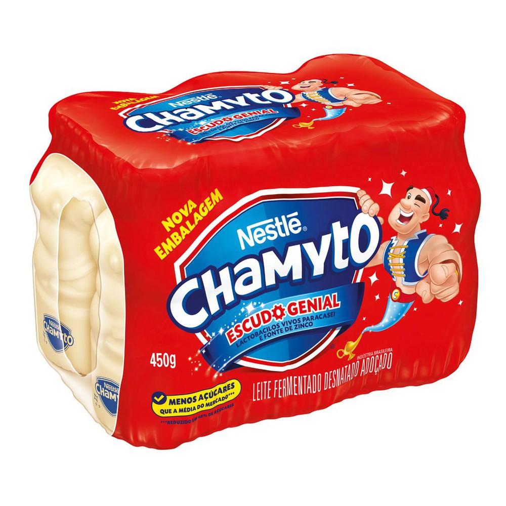 Leite fermentado Chamyto