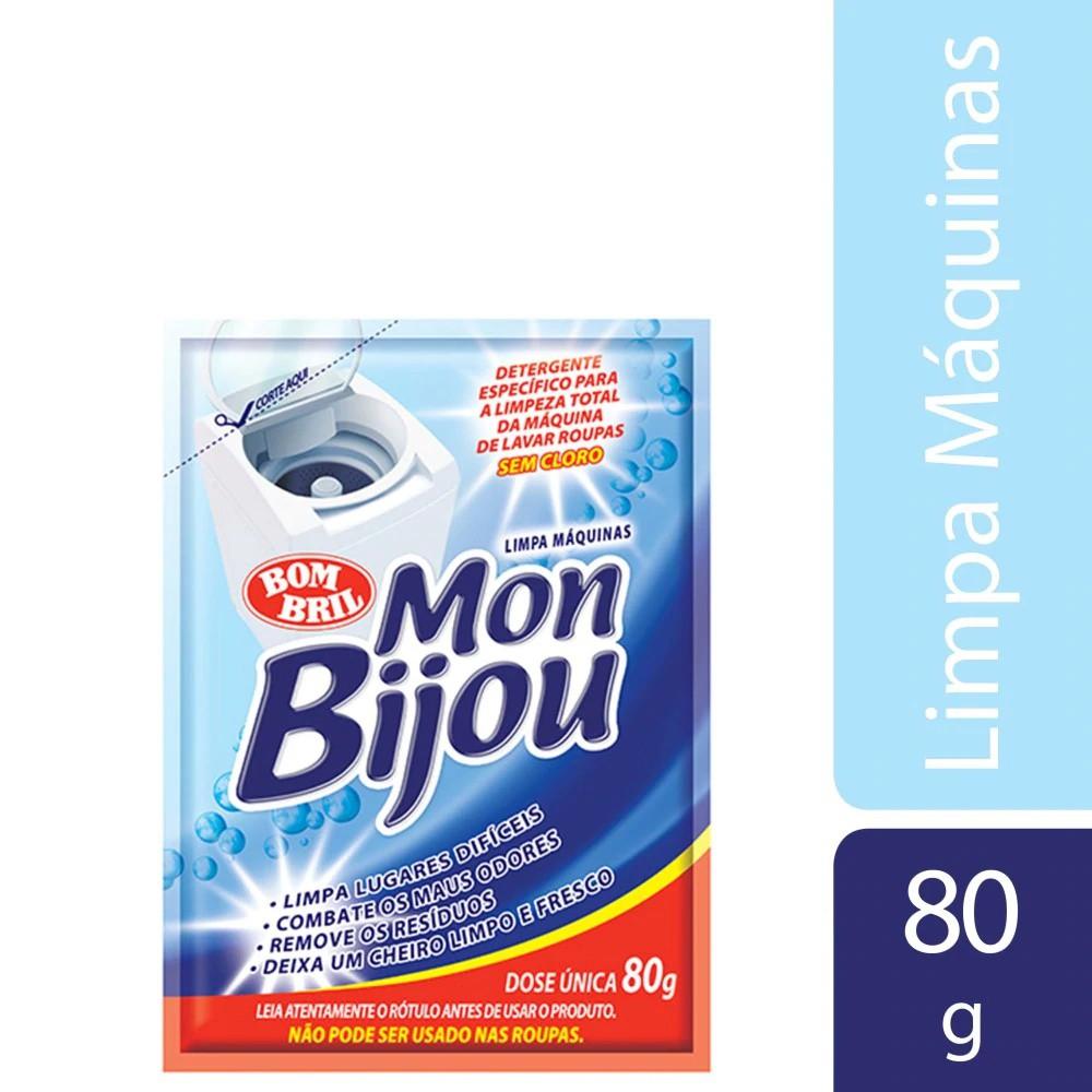 Limpa máquinas Mon Bijou 80g