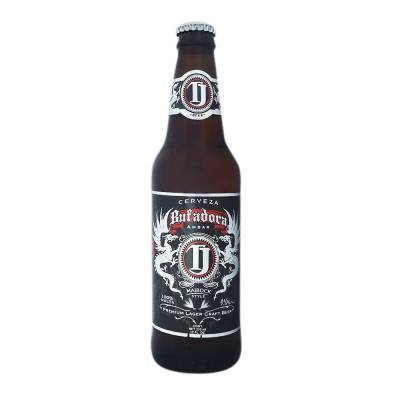 Cerveza ambar lager