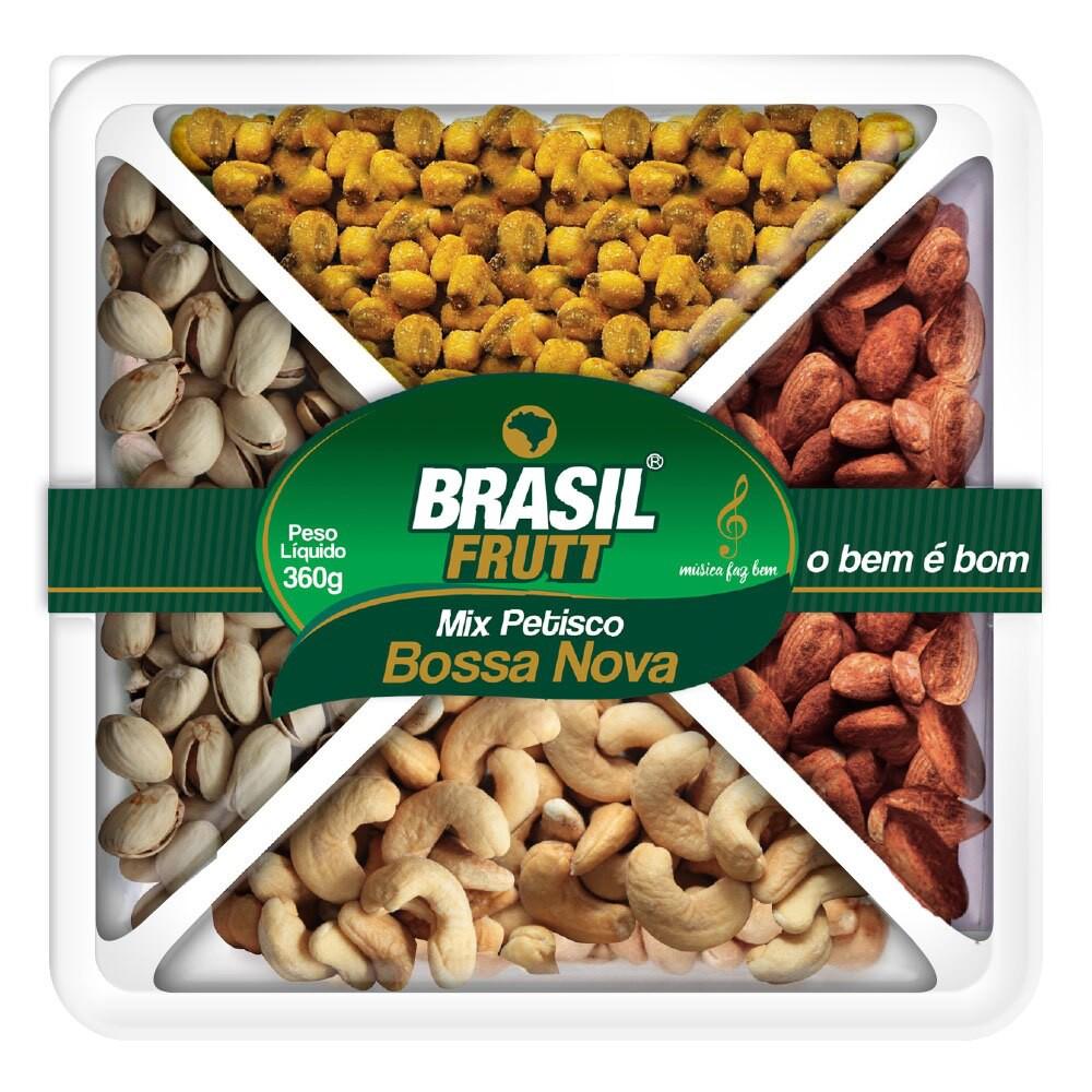 Mix Petisco Bossa Nova