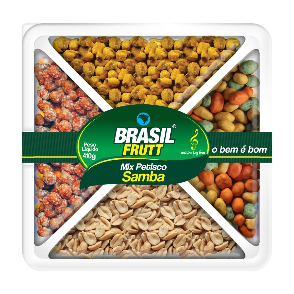 Mix Petisco Samba