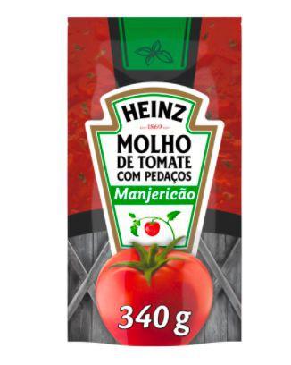 Molho de tomate com manjericão